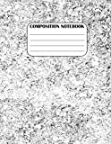 Best Creative Composition Notebooks - Composition Notebook: Grunge Spackly, 8.5 x 11, 115 Review