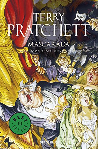 Mascarada (Mundodisco 18) por Terry Pratchett