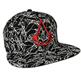 Assassin's Creed All Over Printed - Logo Snapback-Cap schwarz