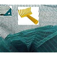 Rete Plastica Da Balcone.Rete Plastica Per Balconi E Recinzioni Verde Altezza 100 Cm In