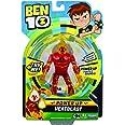 Ben 10 BEN01210 Heatblast Deluxe Power Up - Figura decorativa, multicolor , color/modelo surtido