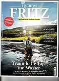 Fischer Fritz 2 2018 Unter Strom an der Donau Zeitschrift Magazin Einzelheft Heft Angeln Angler
