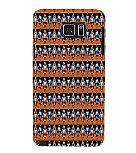 PrintVisa Designer Back Case Cover for Samsung Galaxy S6 Edge :: Samsung Galaxy S6 Edge G925 :: Samsung Galaxy S6 Edge G925I G9250 G925A G925F G925Fq G925K G925L G925S G925T (Geommetric Design)