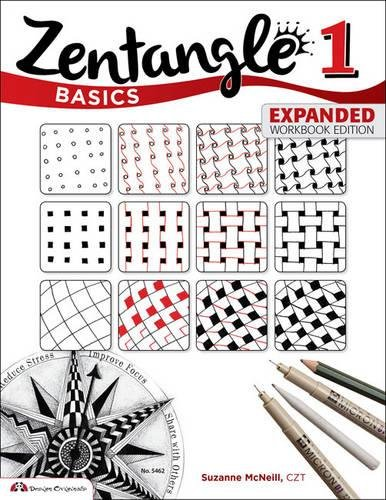 Zentangle Basics, Expanded Workbook Edition
