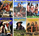 DEFA Indianerfilme - 6 x Gojko Mitic - DVD