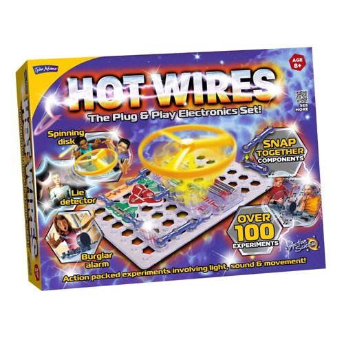 John Adams Hot Wires Electronics...