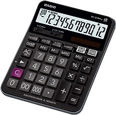 Casio DJ-120D Plus Desktop Calculator (Black)