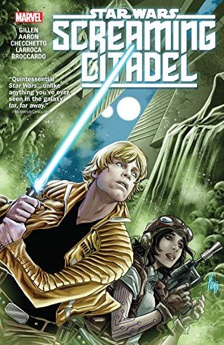 Star Wars: The Screaming Citadel (Star Wars: The Screaming Citadel (2017)) (English Edition) por Kieron Gillen