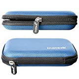 Inateck 2.5Inch External Hard Drive Case Protection Box (Blue)