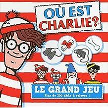 Où est Charlie ? Le grand jeu