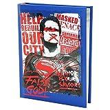 Dc Comics Superman Agenda Scolaire Bleu 10 Mois