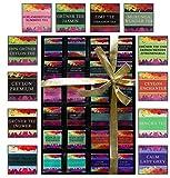 Lover´s Tea Collection Beste Wahl 24 Pyramiden Teebeutel in Geschenkverpackung direkt von der Plantage aus Sri Lanka