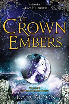 The Crown of Embers par [Carson, Rae]