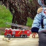 FUNTOK Feuerwehrauto, Spielzeugauto Action Series Fire Truck, Feuerwehrfahrzeug Feuer LKW Auto Spielzeug mit Drehleiter Wasserpumpe Light und Sound für Kinder für FUNTOK Feuerwehrauto, Spielzeugauto Action Series Fire Truck, Feuerwehrfahrzeug Feuer LKW Auto Spielzeug mit Drehleiter Wasserpumpe Light und Sound für Kinder