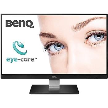 BenQ GW2406Z Monitor Pannello IPS, 24 Pollici, FHD, HDMI, DP, Low Blue Light, Nero