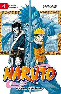 Naruto nº 04/72 par Masashi Kishimoto