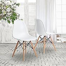 Esszimmerstühle modern weiß  Suchergebnis auf Amazon.de für: 6 esszimmer stühle modern