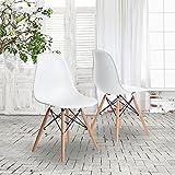 Coavas Esszimmerstuhl Eames Stuhl WV LeisureMaster Stühle Set aus 4