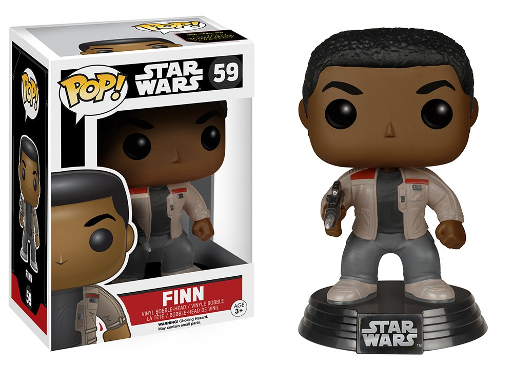 Funko Pop Finn (Star Wars 59) Funko Pop Star Wars
