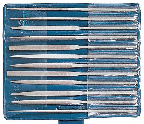 Corradi 266/16Lime ad ago Set l.80mm 12tlg. 12forme hieb SH 1/DH 2cavallo GES.- l.160mm