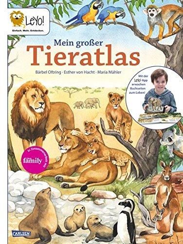 Download Mein großer Tieratlas (LeYo!)