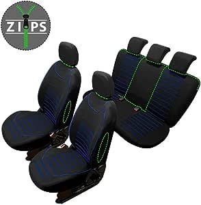 2000-2007 rmg-distribuzione R38 Coprisedili Anteriori per Suzuki IGNIS compatibili con Modelli 2016 - in Poi