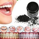 Moresve Natürliche Whitening Reinigung Zähne Pulver Holzkohle Pulver Rauch Kaffee Tee Fleck entfernen Mundhygiene Zahnpflege