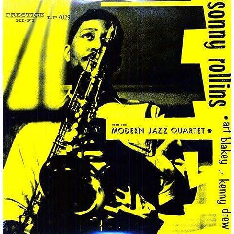 Sonny Rollins With the Modern Jazz Quartet [Vinilo]