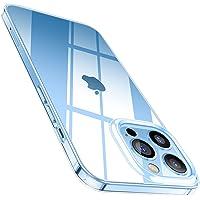 TORRAS SoftCare für iPhone 13 Pro Hülle Transparent (Nicht Vergilbend) Dünn und Weiches Komfortabler iPhone 13 Pro Case…
