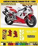 Stickers YAMAHA YZF-R1YZF R1(1998) Sticker Kit Compatible, occasion d'occasion  Livré partout en Belgique