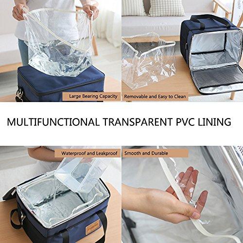 Scheda borsa frigo piccola pieghevole termica IoGiardiniere