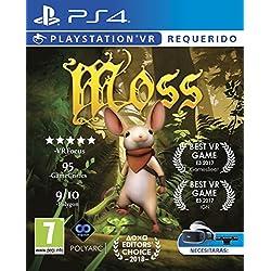 Moss - Videojuego PlayStation VR (PS4)