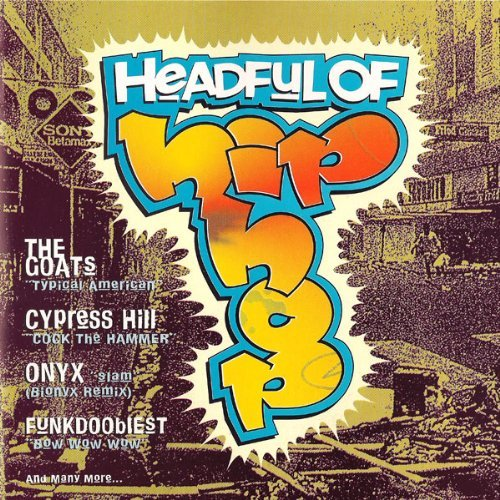Headful of HipHop (1993) -