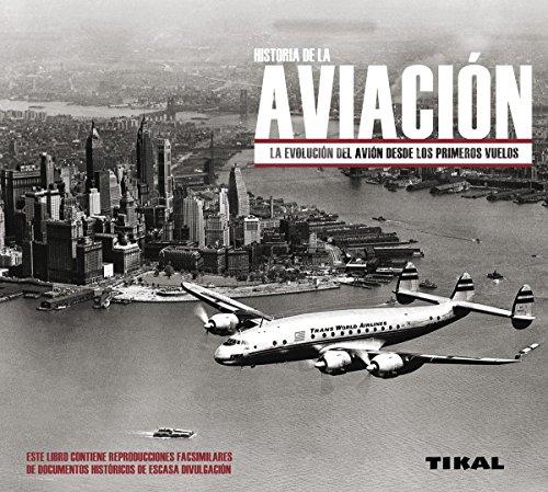 Historia De La Aviacion (Estuche) (Personajes De La Historia) por Tikal Ediciones S A