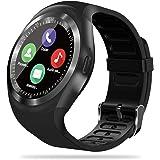 FENHOO Smartwatch, Orologio Fitness Tracker per Donna Uomo Bambini con Slot per Scheda SIM, Sportivo Activity Tracker con Chi