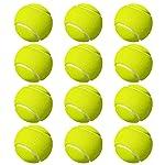 Jaykal Cricket Tennis Ball, Green