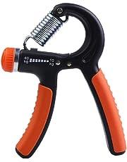 SPORTO FITNESS™ Hand Gripper - Exerciser Strengthener Hand Exerciser Resistance 10Kg to 40Kg for Gym,Strong Wrist, Finger, Forearms