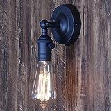 XIDING Lámparas Apliques de Pared Luces Clásicas