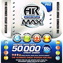 Datel Action Replay Max (PS2) [import anglais]