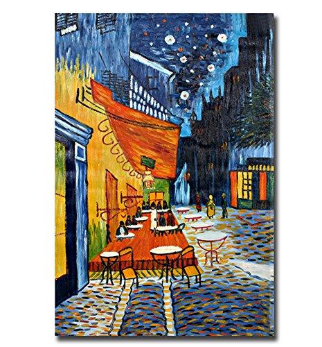 Raybre Art® 60 x 90cm 100% Pintado a mano al óleo Lienzo Pintura Ré