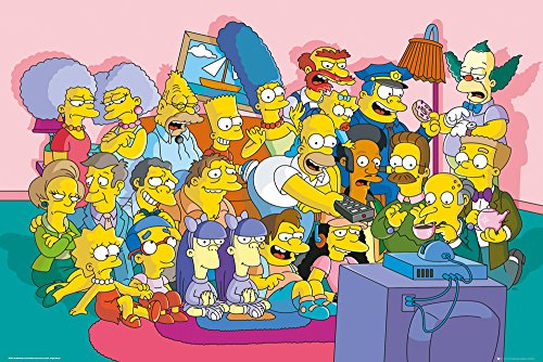 gb-eye-ltd-the-simpsons-poster-61-x-915-cm
