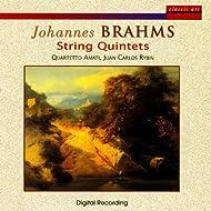 Johannes Brahms: String Quintets