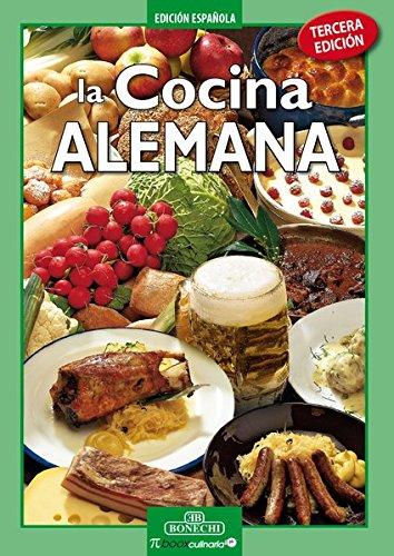 Cocina alemana (Spanisch Trinken)