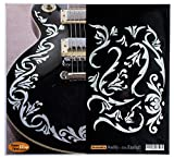 incrustation Autocollant Stickers pour guitare basse-Bob Weir de cowboy Fancy-WS