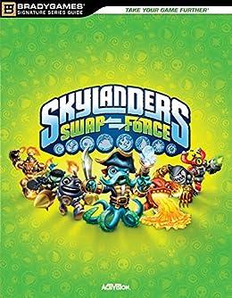 Skylanders SWAP Force Signature Series Strategy Guide by [Brady Games]