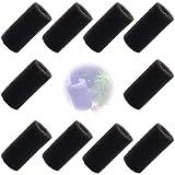 Mopei 10 Piezas Esponja Filtro de Acuario, Fish Tank Prefiltro Esponja Rollo para Prevenir Camarones, Peces Pequeños, Animale