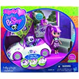 Littlest Pet Shop 358931480 - Blythe y Pet Shop con descapotable