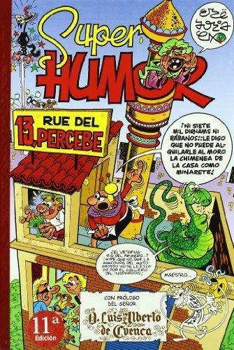 13, Rúe del Percebe (Súper Humor Mortadelo 35) (Bruguera Clásica)