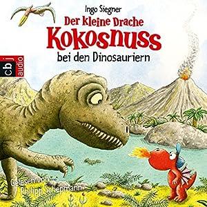 Der kleine Drache Kokosnuss bei den Dinosauriern (Der kleine Drache Kokosnuss 21)