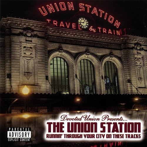 Runnin Through Your City on T by Union Station -